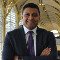 Goutam Kundu | Chief Information Officer | Metropolitan Washington Airports Authority » speaking at Aviation Festival USA