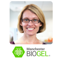 Aline Miller | Chief Executive Officer | Manchester BIOGEL » speaking at Advanced Therapies