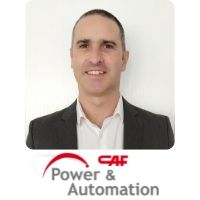 Mikel Alza, Responsible of Hardware in the loop laboratory, CAF Power & Automation