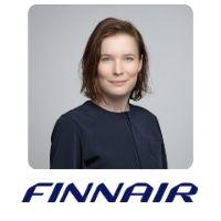Marja Ojala | Lead Designer, IFEC | Finnair » speaking at World Aviation Festival