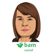 sarah jolliffe | Company Energy Manager | BAM Nuttall Ltd » speaking at SPARK