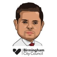 Waseem Zaffar | Cabinet Member, Transport And Environment | Birmingham City Council » speaking at SPARK