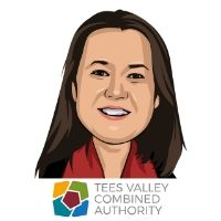 Sarah Tennison | Technology and Innovation Manager | Tees Valley Combined Authority » speaking at SPARK