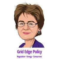 Maxine Frerk | Director | Grid Edge Policy » speaking at SPARK