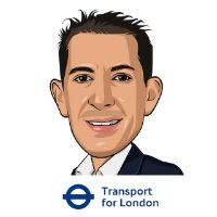 Alexander Gilbert | Head of Smart Cities and Energy | Transport for London » speaking at SPARK