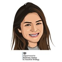 Aimee Betts-Charalambous | Technology Innovation Lead | Department for Business, Energy & Industrial Strategy » speaking at SPARK