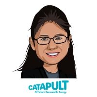 Ravneet Kaur | Innovation Manager | Offshore Renewable Energy Catapult » speaking at SPARK