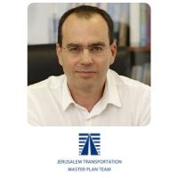 Zohar Zoller, Chief Executive Officer, Jerusalem Transportation Masterplan Team