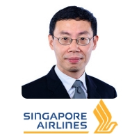 George Wang | Senior Vice President Of Information Technology | Singapore Airlines Limited » speaking at World Aviation Festival