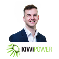 Simon Williamson | Commercial Manager - Energy Storage | Kiwi Power » speaking at Solar & Storage Live