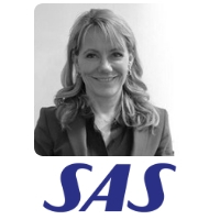 Charlotte Svensson | EVP and Chief Information Office | SAS Scandinavian Airlines » speaking at World Aviation Festival