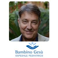 Alberto E Tozzi, Chief Innovation Officer & Research Area Coordinator, Ospedale Pediatrico Bambino Gesu