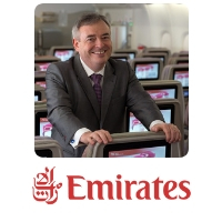 Patrick Brannelly | Senior Vice President Of Customer Experience, Inflight Entertainment And Connectivity | Emirates » speaking at World Aviation Festival