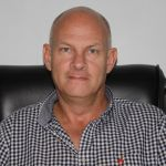Wouter de Kock | Director | Flecto Sense » speaking at Water Show Africa