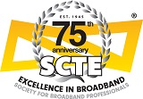 SCTE (Society for Broadband Professionals), exhibiting at Connected Britain 2020