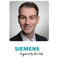 Maximilian Kaiser, International Sales Manager, Siemens Mobility GmbH
