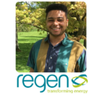 Ky Hoare | Local Energy Coordinator | Regen » speaking at Solar & Storage Live