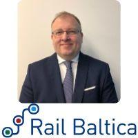 Andy Billington, Innovation & Sustainability Director, Rail Baltica
