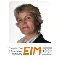 Monika Heiming, Executive Director, European Rail Infrastructure Managers Association