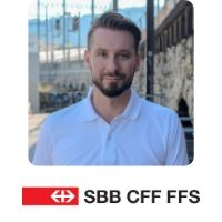 Thomas Sutter, Senior Expert, SBB Infrastructure