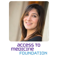 Fatema H Rafiqi | Research Programme Manager | Access to Medicine Foundation » speaking at Vaccine Europe