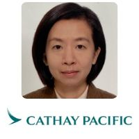 Ivy Chang | Payment Platform Manager | CATHAY PACIFIC AIRWAYS » speaking at World Aviation Festival