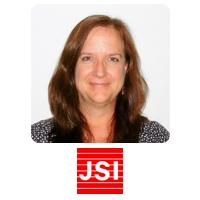 Lora Shimp, Senior Technical Officer - Immunization, John Snow Inc