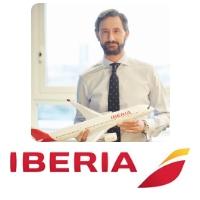 Gabriel Perdiguero | Chief Transformation Officer | Iberia » speaking at World Aviation Festival