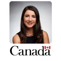 Elena Lungu, Manager Of Policy Development, Government of Canada (Canada)
