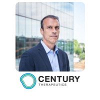 Luis Borges, Chief Scientific Officer, Century Therapeutics