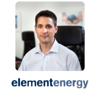 Michael Dolman | Associate Director | Element Energy » speaking at Solar & Storage Live