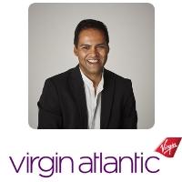 Ash Jokhoo | Chief Information Office | Virgin Atlantic and Virgin Holidays » speaking at World Aviation Festival