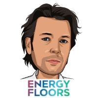 Michel Smit | Chief Executive Officer | Energy Floors » speaking at SPARK