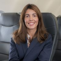 Lisa Mota Pinto | Chief Commercial Officer | Viva Air Group » speaking at Aviation Festival USA