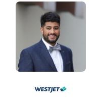 Jag Sandhu | Product Owner, IFEC | Westjet » speaking at World Aviation Festival