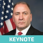 Congressman Clay Higgins at connect:ID 2020