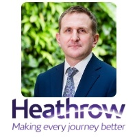 Matthew Gorman | Sustainability Director | Heathrow » speaking at World Aviation Festival