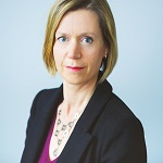 Samantha Parker, SVP patient access, Lysogene