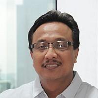 Nanang Hendarno at Submarine Networks World 2018