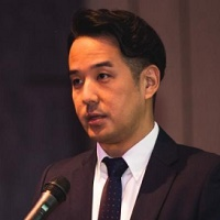 Leo Shimada at Financial Inclusion Summit Asia 2017