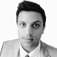 Bhavin Patel at Seamless Vietnam 2018
