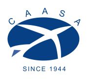 Commercial Aviation Association Southern Africa (CAASA) at Aviation Festival Africa 2017