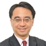 Dr Jacob Kam Chak-pui at Asia Pacific Rail 2017