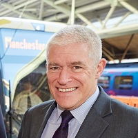 Peter Cushing, Metrolink Director, Transport for Greater Manchester