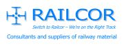 Railcor Pty Limited, exhibiting at Africa Rail 2017