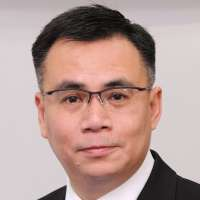 Dr Ricky Chau at Telecoms World Asia 2017