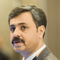 Aamer Ejaz at Telecoms World Asia 2018