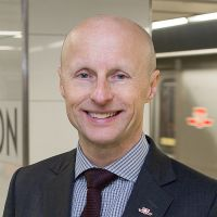 Andy Byford at World Metrorail Congress Americas 2017