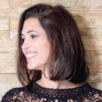 Sara Alemzadeh at Seamless Middle East 2017