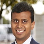 Dr Kumaran Vadivelu at World Vaccine Congress Washington 2017